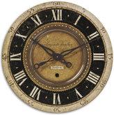 "Uttermost Auguste Verdier Clock, 27"""