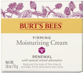 Burt's Bees Renewal Moisturizing Cream