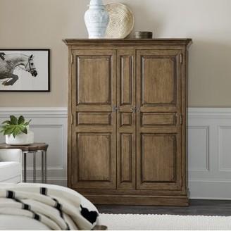 Hooker Furniture Montebello Master Armoire Color: Brown