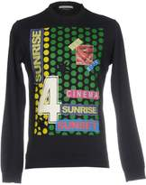 Grey Daniele Alessandrini Sweatshirts - Item 12025005