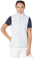 Nike Repel Vest Full Zip Warm (Pure Platinum/Pure Platinum) Women's Clothing