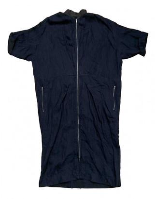 Damir Doma Black Cotton Dresses