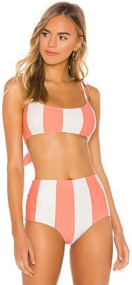 Paper London Sunshine Bikini Top
