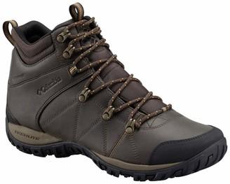 Columbia Men's Peakfreak Venture Mid Omni-Heat Waterproof Wide-W Hiking Boots