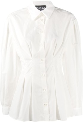 Boutique Moschino Long-Sleeved Fitted Shirt