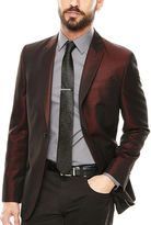 Jf J.Ferrar JF Slim Fit Woven Sport Coat