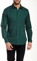 Ganesh Solid Long Sleeve Regular Fit Shirt