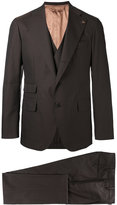 Gabriele Pasini - three-piece suit - men - Cotton/Nylon/Spandex/Elastane/Viscose - 46