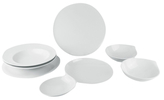 Villeroy & Boch Flow Porcelain Italian Food Set (7 PC)