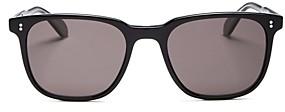 Garrett Leight Unisex Emperor Sun Square Sunglasses, 50mm