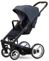 Mutsy Igo Stroller in Deep Blue/Farmer Shadow