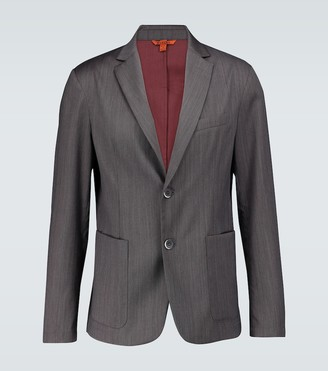 Barena Borgo Naspo single-breasted blazer