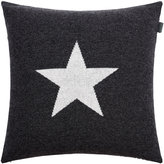 Gant Zack Star Knit Cushion - 50x50cm - Anthracite