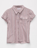 Full Tilt Stripe Girls Shirt