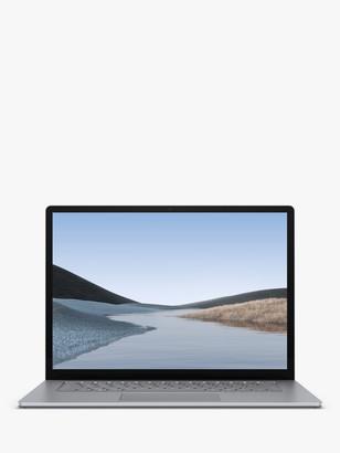 Microsoft Surface Laptop 3, AMD Ryzen 5 Processor, 16GB RAM, 256GB SSD, 15 PixelSense Display, Platinum