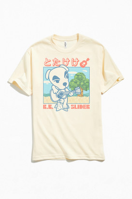 Urban Outfitters Animal Crossing K.K. Slider Tee