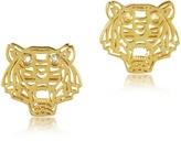 Kenzo Mini Tiger Earrings