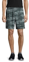 New Balance 7in Shift Printed Shorts