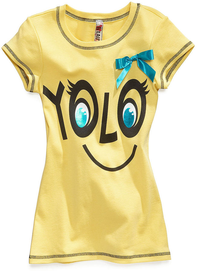 Beautees Kids T-Shirts, Girls Graphic Tees