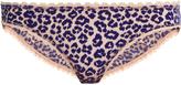 Stella-McCartney-Lingerie STELLA MCCARTNEY LINGERIE JoJo Wishing leopard-flocked briefs