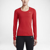 Nike Zonal Cooling Contour Women's Long Sleeve Running Top