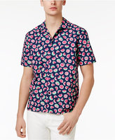 Love Moschino Men's Watermelon Cotton Shirt