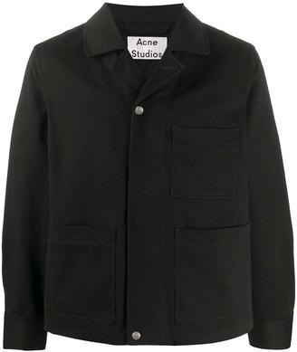 Acne Studios Slim Fit Workwear Jacket