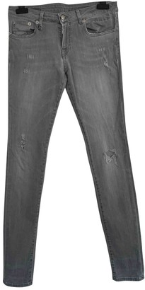 R 13 Grey Denim - Jeans Jeans for Women
