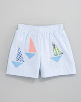 Florence Eiseman Stay the Course Swim Shorts, Sizes 6-9 Months