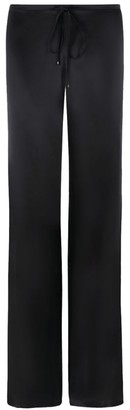 La Perla Silk Trousers