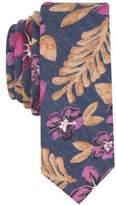 Original Penguin Men's Painted Floral Skinny Tie