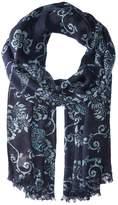 Polo Ralph Lauren Crane Wool Scarf Scarves