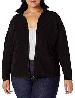 Amazon Essentials Plus Size Full-zip Polar Fleece Jacket