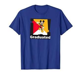 Disney Graduation I Graduated T-Shirt