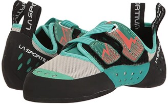 La Sportiva Oxygym (Mint/Coral) Women's Climbing Shoes