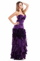 Nina Canacci - U0149 Dress in Purple
