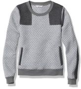 L.L. Bean Signature Quilted Sweatshirt