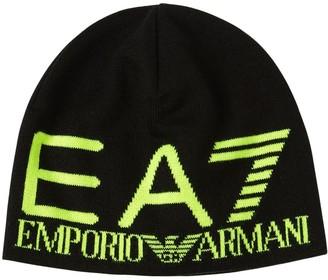 EA7 Emporio Armani Train Visibility Acrylic Beanie