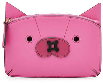 Anya Hindmarch Pig Leather Coin Purse