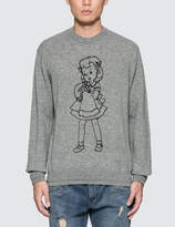 "Undercover Girl"" Sweater"