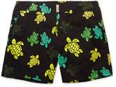 Vilebrequin Merise Mid-Length Printed Swim Shorts