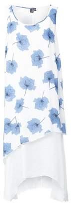Dorothy Perkins Womens *Izabel London Multi Colour Floral Print Midi Shift Dress