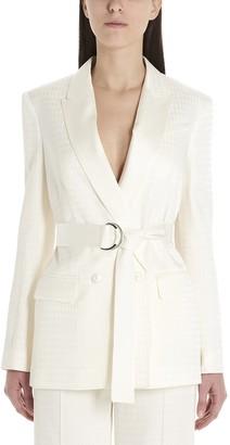 Karl Lagerfeld Paris Kameo Belted Blazer