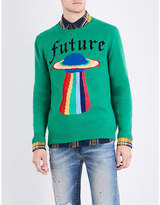 Gucci Future Ufo Wool Jumper