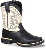 Durango Boys Saddle Toddler & Youth Cowboy Boot