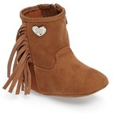 Stuart Weitzman Infant Girl's Fringe Boot