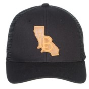 Zephyr Long Beach State 49ers Expedition Patch Trucker Cap