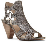 Vince Camuto Eadon Perforated Leather Sandals