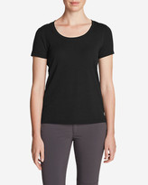 Eddie Bauer Women's Mercer Knit T-Shirt