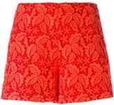 Giamba lace over-lay shorts
